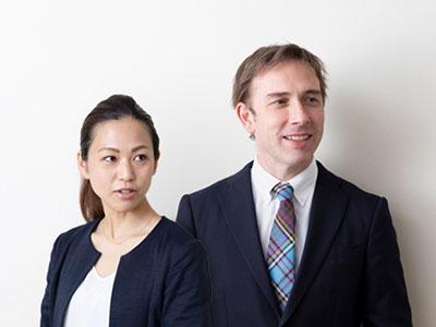 外国人教員と日本人教員の2人担任制